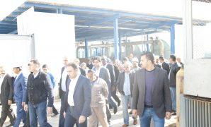 محافظ البصرة يفتتح مشروع ماء الرباط