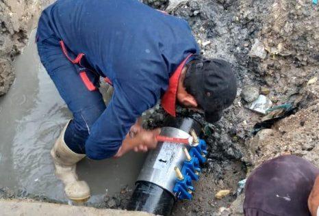 اعمال مديرية ماء البصرة ليوم 14/11/2018